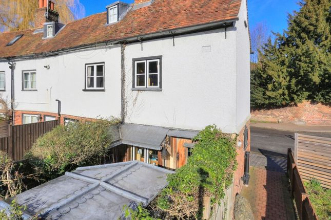 Thumbnail Terraced house for sale in Fishpool Street, St.Albans