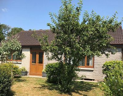 Thumbnail Bungalow for sale in 8 Brooke Gardens, Minnigaff, Newton Stewart