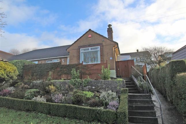 Thumbnail Semi-detached bungalow for sale in Kirkwall Road, Crownhill, Plymouth
