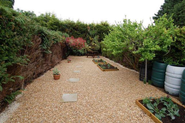 Garden of Queens Avenue, Kidlington OX5