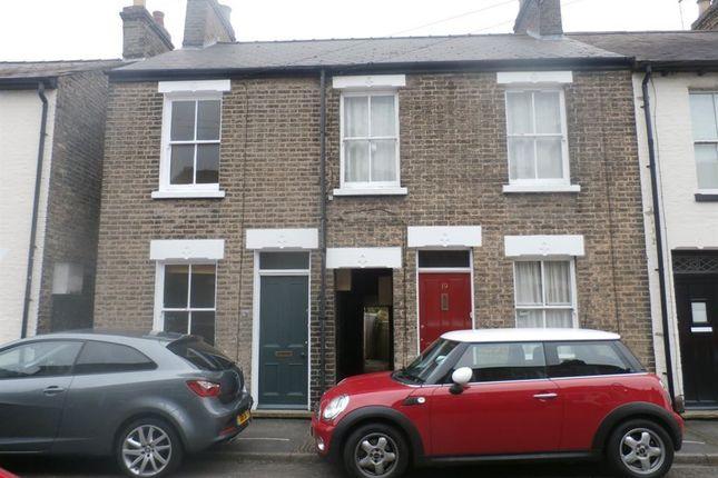 Thumbnail Property to rent in Cockburn Street, Cambridge