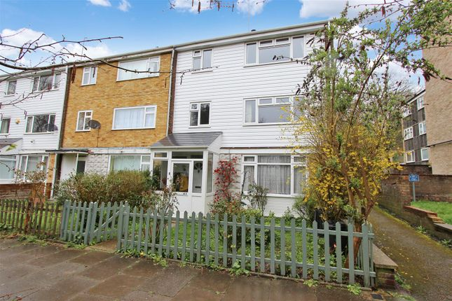 End terrace house for sale in Valleyside, Hemel Hempstead, Hertfordshire