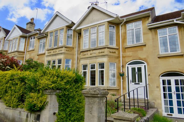 Thumbnail Terraced house for sale in Eastbourne Avenue, Bath