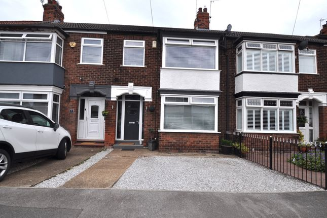 Thumbnail Terraced house for sale in Mead Street, Hull