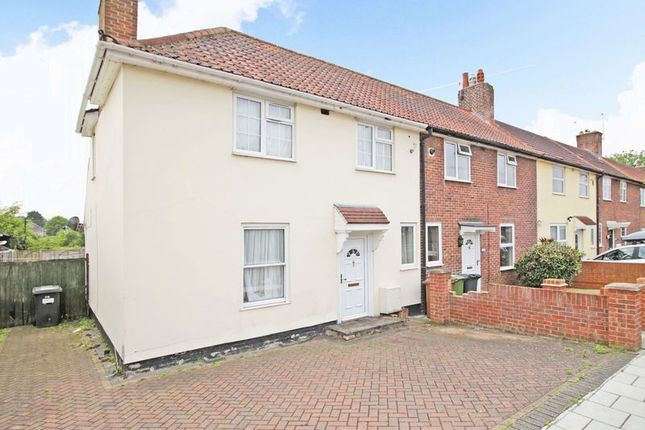 Thumbnail Semi-detached house for sale in Rangefield Road, Downham, Bromley