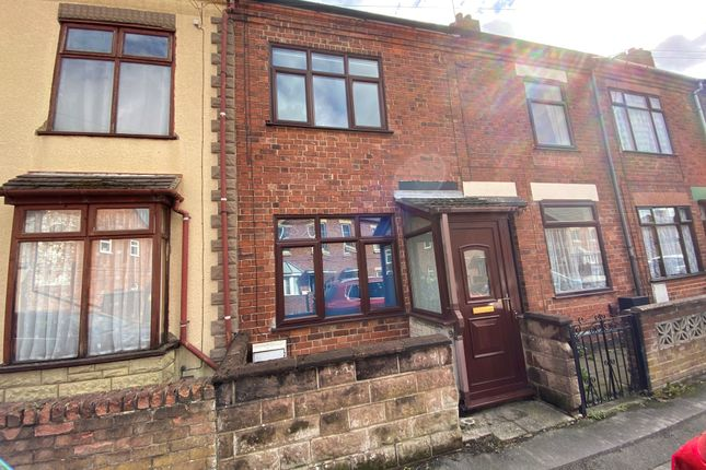 2 bed terraced house to rent in Highfield Street, Hugglescote, Coalville LE67