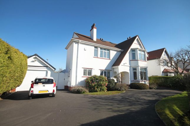 Thumbnail Detached house for sale in Harrod Drive, Birkdale, Southport