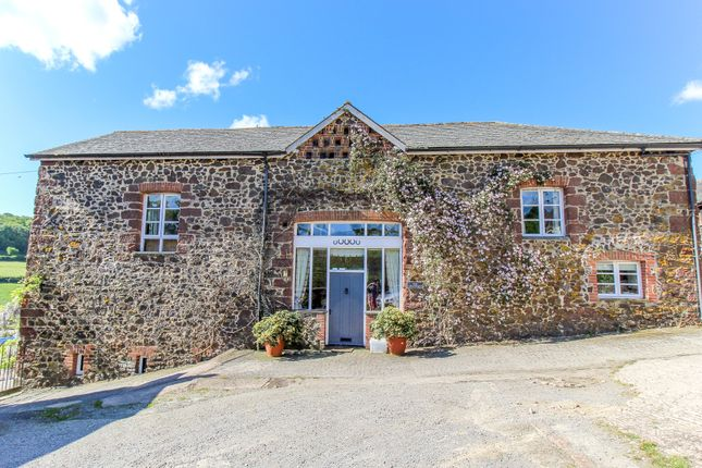 Thumbnail Barn conversion to rent in Doddiscombsleigh, Exeter