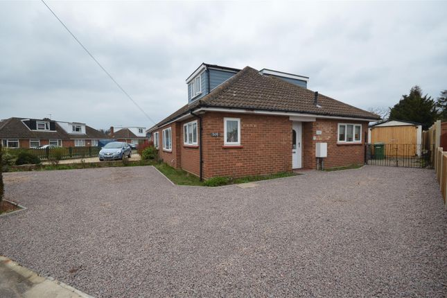 Thumbnail Semi-detached bungalow for sale in Westwood Drive, Hellesdon, Norwich