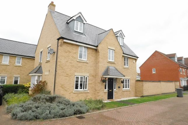 Thumbnail Detached house for sale in Bull Drive, Kesgrave, Ipswich