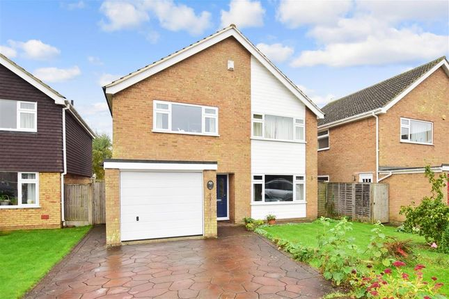 Thumbnail Detached house for sale in Norrington Road, Maidstone, Kent