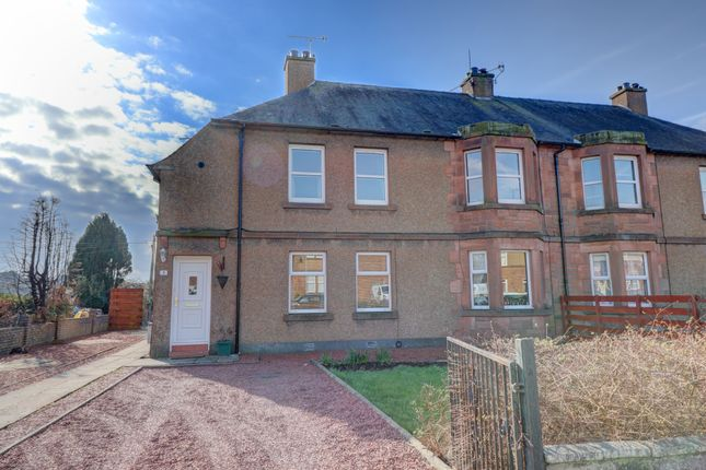 Thumbnail Flat for sale in Hill Avenue, Dumfries