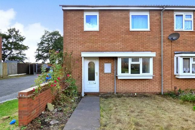 Thumbnail Semi-detached house for sale in Smallwood Road, Pendeford, Wolverhampton