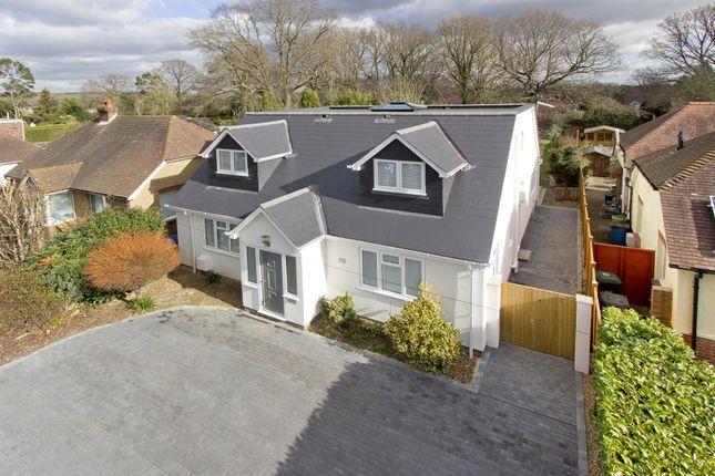 Thumbnail Detached house for sale in Shipbourne Road, Tonbridge