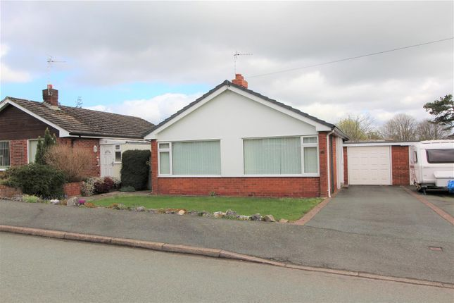 Thumbnail Detached bungalow to rent in Hampton Road, Oswestry
