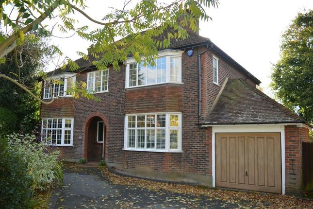 Thumbnail Detached house for sale in Alexandra Road, Epsom