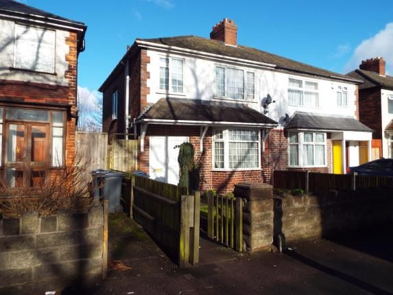 3 bed semi-detached house for sale in Tyburn Road, Birmingham, West Midlands