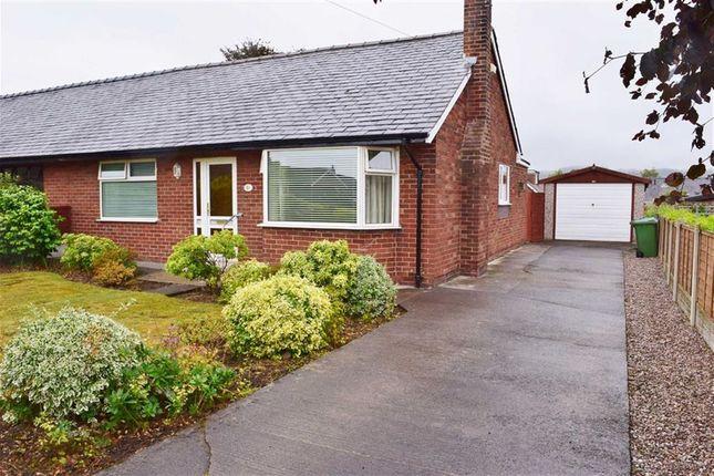 Thumbnail Semi-detached bungalow to rent in Lancaster Road, Garstang, Preston