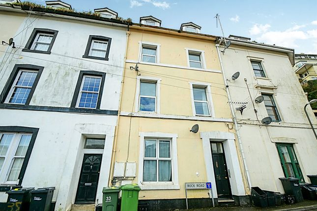 Thumbnail Detached house for sale in Rock Road, Torquay