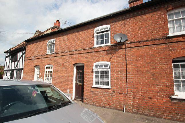 Thumbnail Terraced house to rent in Church Square, Bures