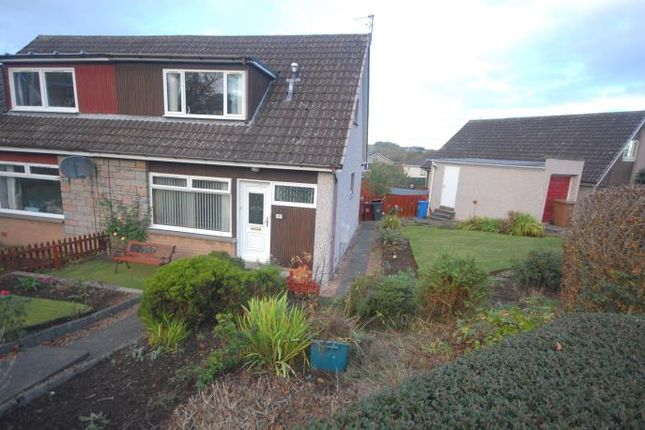 Thumbnail Semi-detached house to rent in 19 Crail Place, Broughty Ferry, Dundee
