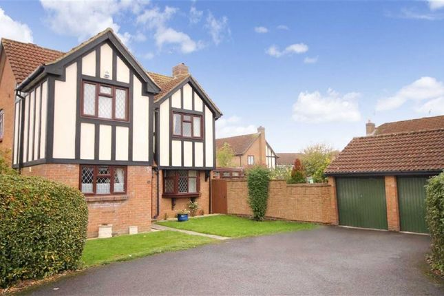 Thumbnail Detached house to rent in Sudeley Way, Swindon, Wiltshire