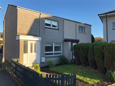 Thumbnail Semi-detached house to rent in Glen Way, Bathgate, Bathgate