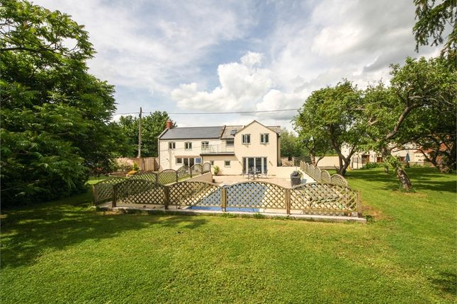 Thumbnail Detached house for sale in Yew Tree Cottage, Yarley, Wells, Somerset