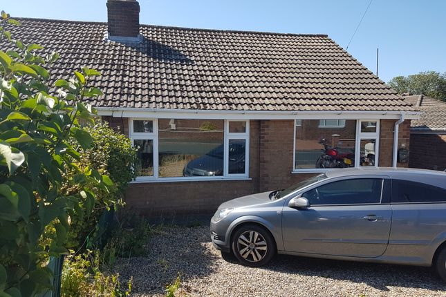 Thumbnail Bungalow to rent in 4 Meadow Drive, East Ayton