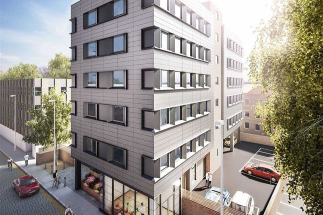 Thumbnail Flat for sale in Wilder Street, Bristol