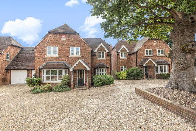 Thumbnail Detached house for sale in Bramble Court, Manor Lodge Road, Rowlands Castle