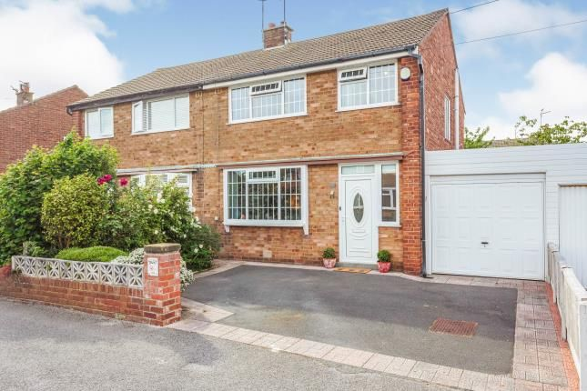 3 bed semi-detached house for sale in Ledbury Road, Blackpool, Lancashire, . FY3