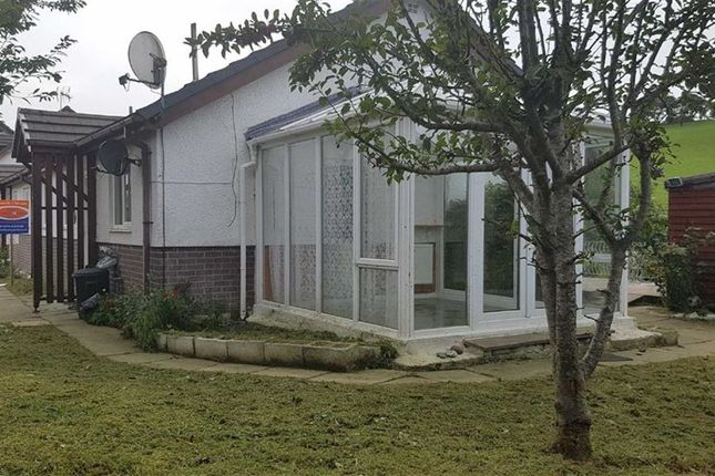 Thumbnail Bungalow for sale in Maes Afallen, Bow Street, Ceredigion