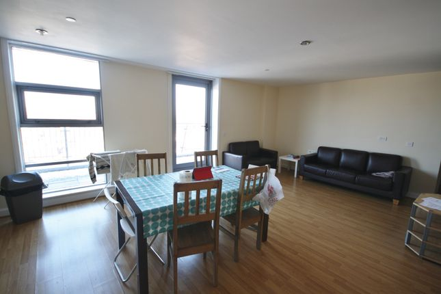 Thumbnail Flat to rent in Burgess House, City Centre, Leicester
