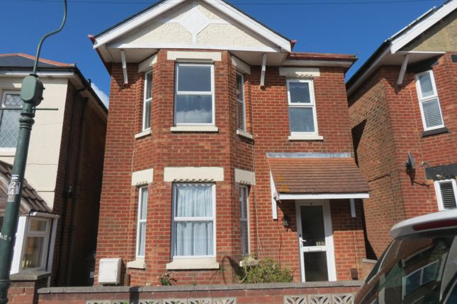 Thumbnail Property to rent in Strouden Road, Winton, Bournemouth
