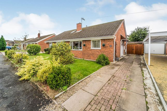 Thumbnail Bungalow for sale in Meadow Close, Kempsey, Worcester
