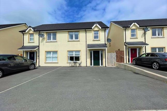 Thumbnail Semi-detached house for sale in Tobar Blinne, Killeavy, Newry