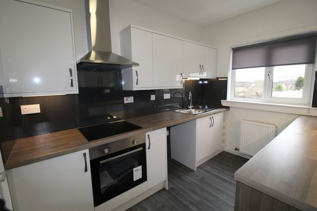 Thumbnail Flat for sale in Clark Street, Airdrie, North Lanarkshire