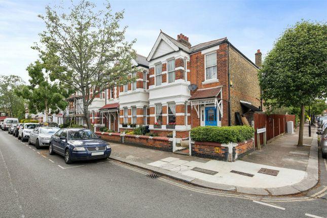Thumbnail End terrace house for sale in Grasmere Avenue, London