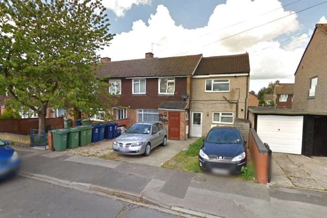 Thumbnail Flat to rent in Knights Road, Oxford
