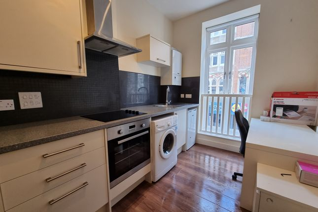 Thumbnail Studio to rent in Old Christchurch Road, Bournemouth