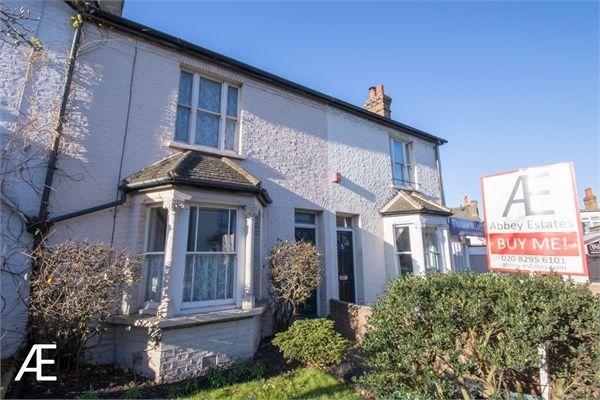Thumbnail Terraced house for sale in Green Lane, Chislehurst, Kent
