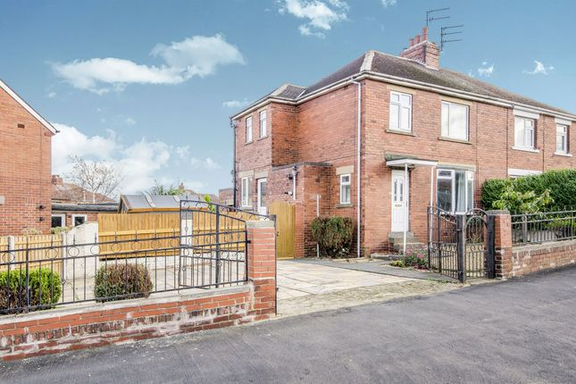 Thumbnail Semi-detached house for sale in Mountbatten Crescent, Outwood, Wakefield