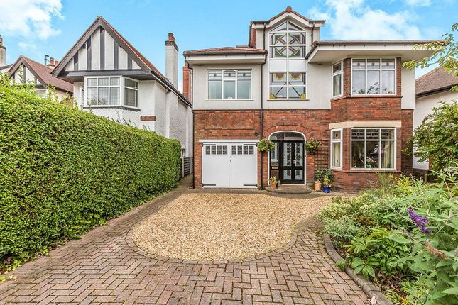 Thumbnail Detached house for sale in Yewlands Avenue, Fulwood, Preston