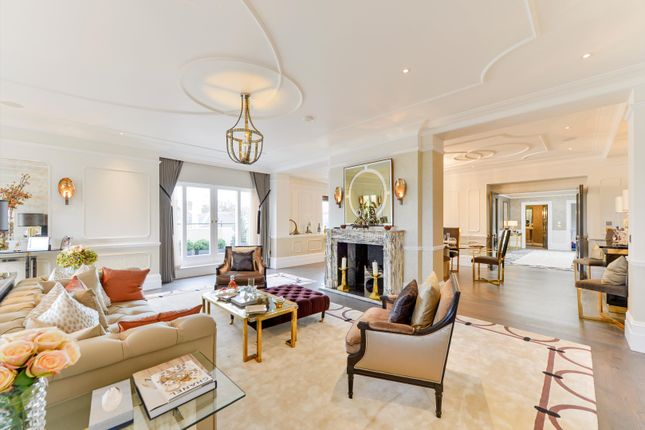 Thumbnail Flat to rent in Connaught Place, Hyde Park, London