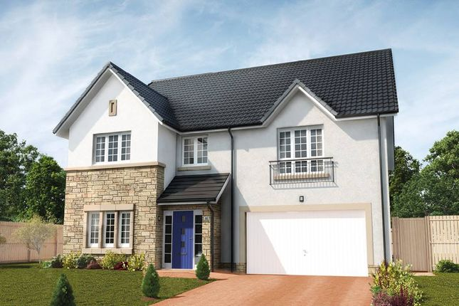 "Thumbnail Detached house for sale in ""The Lewis"" at Capelrig Road, Newton Mearns, Glasgow"