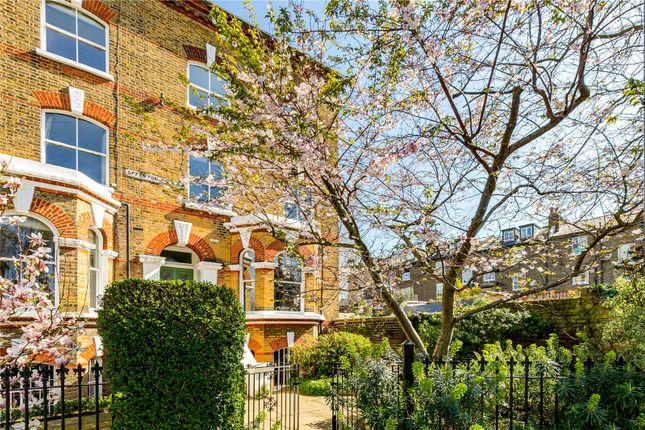 Thumbnail End terrace house for sale in Offerton Road, London