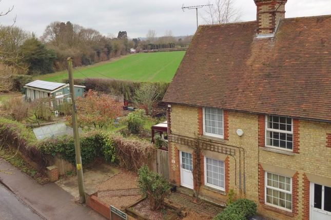 Thumbnail Terraced house for sale in 1 Burgess Cottages, Leeds Upper Street, Maidstone