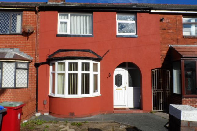 Thumbnail Terraced house to rent in Douglas Avenue, Blackpool
