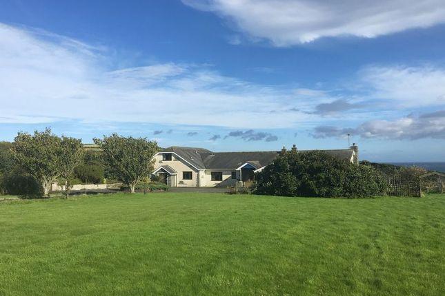 Thumbnail Land for sale in Croit Ny Cabbyl, Ballamenagh Road, Lonan